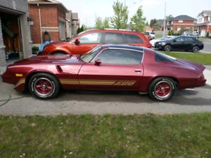 1980 Chevy Camaro Z28