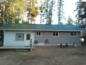 Tobin Lake Cabin For Rent  $140 per night