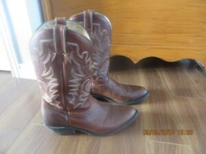 bottes cowboy hommes