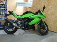 Kawasaki Ninja 250 BX 250 AFF Only 3000 Miles