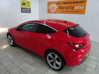 2012.Vauxhall/Astra GTC 1.6i Turbo 180bhp SRi***BUY FOR ONLY £38 PER WEEK***
