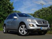 2009 09 Mercedes-Benz ML280 3.0TD CDI 7G-Tronic (New Gen) Sport..FULL S/HISTORY