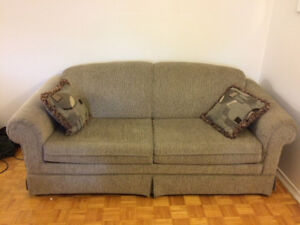 Sofa Bed, Double, Perfect Condition!