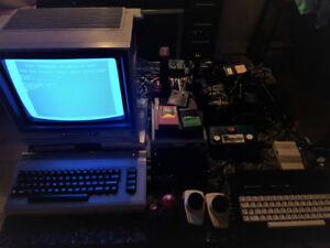 C64 and +4 (2 computers), Monitor and 1541 Disk +++ Extras!