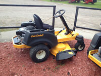 Cub Cadet Zero turn Lawnmower-brand new