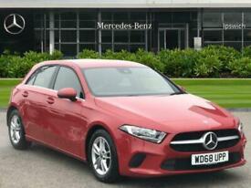 image for 2019 Mercedes-Benz A Class A180d SE 5dr Auto Hatchback Diesel Automatic