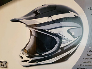 Adult A TV or Dirt bike Helmet NEW