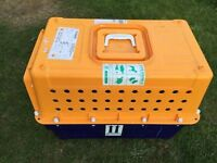 Airline Approved Dog Carrier Crate Medium