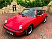1979 Porsche 911 [Pre-89] 911 SC Targa 3.0. Lovely Condition! Targa Petrol Manua