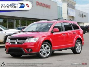 2012 Dodge Journey R/T  HEATED LEATHER | HEATED WHEEL | REMOTE S