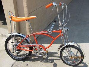 WANTED/RECHERCHE 1968-1970 SCHWINN STINGRAY BICYCLE BIKE