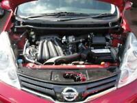 2012 62 NISSAN NOTE 1.6 ACENTA 5D 110 BHP