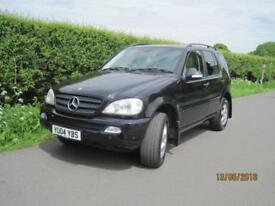 Mercedes-Benz ML270 2.7TD CDI