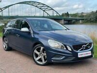 2012 12 VOLVO V60 1.6 DRIVE R-DESIGN S/S 5D 113 BHP DIESEL