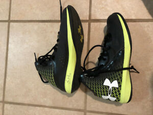 Underarmour basketball shoes