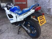 1989 Suzuki Gsx600F / may take a trade in car or bike