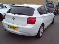 2012 BMW 1 Series 120d SE 5dr Step Auto 5 door Hatchback