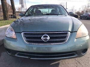 2002 Nissan Altima S Berline 2.5 L AUTOMATIQUE LOW KM SPECIAL