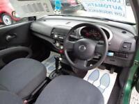 2003 NISSAN MICRA S 1.2 Auto