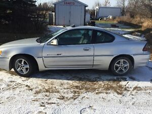 2001 Pontiac Grand Am Coupe GT (2 door) Regina Regina Area image 2
