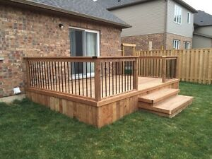 Fences Decks Pergola Stratford Kitchener Area image 7