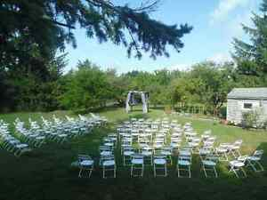 Diamond Tents and Event Rentals - Chairs, Tables and Dish rental Peterborough Peterborough Area image 7
