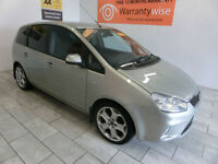 "2009 Ford C-MAX 2.0TDCi Titanium 18"" ALLOYS, TINTS ***BUY FOR ONLY £26 A WEEK***"