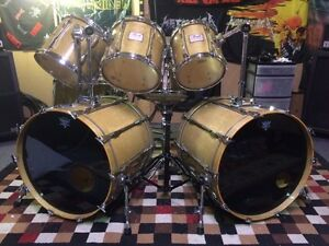 Pearl custom Z (CZX) all maple shell