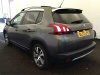 2017 Peugeot 2008 1.2 PureTech 110 Allure 5dr Estate Petrol Manual
