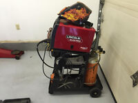 Lincoln electric welding kit