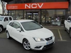 2013 SEAT IBIZA 1.4 Toca 3dr AMAZING CONDITION 1 OWNER NAV