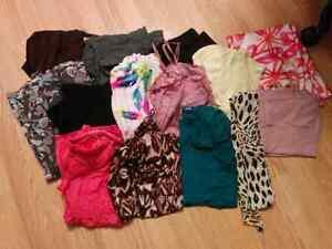 Lot de vêtements femme