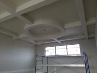 Top quality Drywall done for best prices in town.