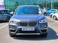 2017 BMW X1 xDrive 20d xLine 5dr Step Auto Estate Diesel Automatic