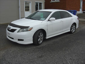 2007 Toyota Camry se sport IMPECABLE,,VISA,MASTER