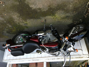 2004 Honda Shadow 750 Areo