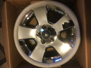 "4 Alluminum Alloy Rims 17"" Off Ford Explorer"