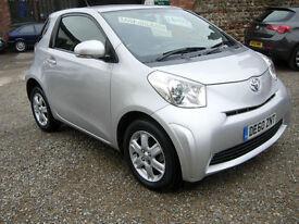 Toyota iQ 1.0 VVT-i 2011MY Now only £3295!