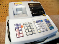 SHARP ELECTRONIC CASH REGISTER MODEL XE-A203A