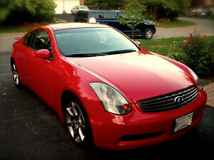 Infiniti G35 Coupe (2 door)