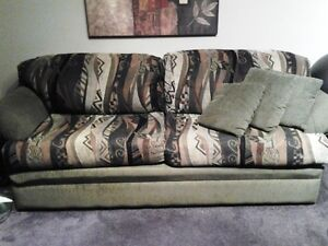 For Sale:  Matching couch & loveseat