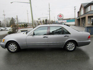 1995 Mercedes-Benz S-Class 5.0L Sedan OPEN TO TRADES