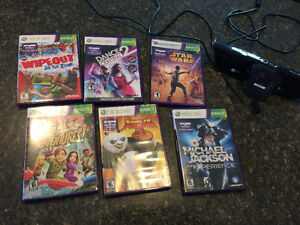 Awesome deal! Xbox 360 Kinect includes games