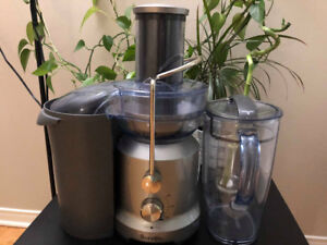 Selling Breville Juicer (Practically New)