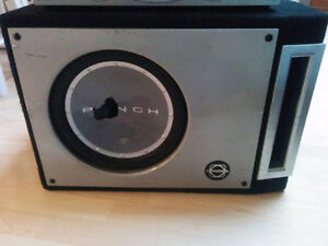 10-12 Inch Rockford Punch P2 Subwoofer