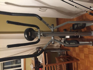 Elliptical (EFX) for sale $150.00.  In great shape.  Hardly use.