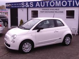 Fiat 500 Pop (Start/Stop) £30 Road Tax