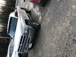1998 ram 2500 awesome working truck