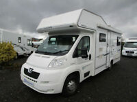 Compass Avantgarde 180 six berth motorhome with U shape lounge for sale