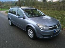 Vauxhall/Opel Astra 1.8i 16v auto Club VERY LOW MILEAGE + 12 MONTHS MOT
